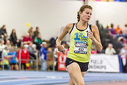 USATF Masters Indoor Championship, women's mile, 30-39 age-group race
