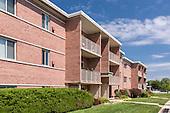 Monticello Garden Apartments Photography