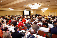 13 June 2008:  Friday morning meeting sessions for PHATS SPHEM FOMA at the Renaissance Grand Hotel in downtown St. Louis MO.   INTERNAL Society Use ONLY. NO THIRD PARTY