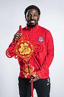 **EXCLUSIVE**Portrait of Brazilian soccer player Fernandinho Henrique of Chongqing Dangdai Lifan F.C. SWM Team for the 2018 Chinese Football Association Super League, in Chongqing, China, 27 February 2018.