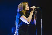 Photos of Portishead performing live at Atlantic Studios in Ásbrú for ATP Iceland 2014 in Keflavík, Iceland. July 11, 2014. Copyright © 2014 Matthew Eisman. All Rights Reserved