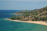Africa. Lake Malawi. Likoma Island. View of the coastline..CD0009