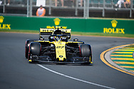 ALBERT PARK, VIC - MARCH 15: Renault F1 Team driver Nico Hulkenberg (27) at The Australian Formula One Grand Prix on March 15, 2019, at The Melbourne Grand Prix Circuit in Albert Park, Australia. (Photo by Speed Media/Icon Sportswire)