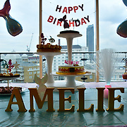 Amelie 4th birthday