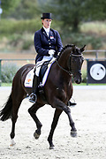 Madeleine Witte Vrees - Wynton<br /> Tinello Dressuur Cup 2009<br /> © DigiShots