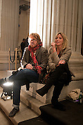 JAIME HAYON;   JESSICA HUTT, Wallpaper Design Awards 2012. 10 Trinity Square<br /> London,  11 January 2011.