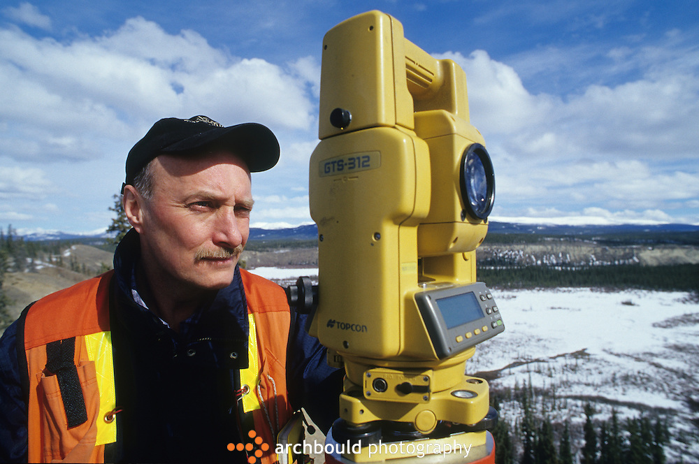 Land surveyor, Yukon