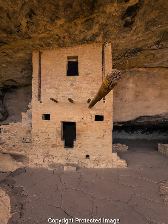 Balcony House, Mesa Verde, CO
