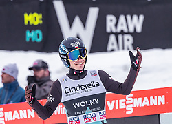 17.03.2019, Vikersundbakken, Vikersund, NOR, FIS Weltcup Skisprung, Raw Air, Vikersund, Einzelbewerb, Herren, im Bild Jakub Wolny (POL) // Jakub Wolny of Poland during the individual competition of the 4th Stage of the Raw Air Series of FIS Ski Jumping World Cup at the Vikersundbakken in Vikersund, Norway on 2019/03/17. EXPA Pictures © 2019, PhotoCredit: EXPA/ JFK