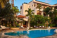 Tanzanie, archipel de Zanzibar, ile de Unguja (Zanzibar), ville de Zanzibar, quartier Stone Town classe patrimoine mondial UNESCO, Hotel Serena // Tanzania, Zanzibar island, Unguja, Stone Town, unesco world heritage, Serena Hotel