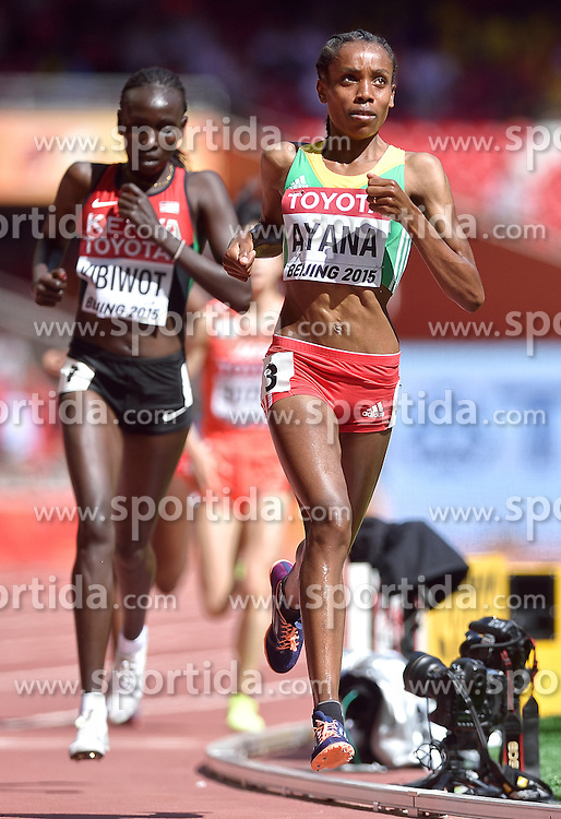 27-08-2015 CHN: IAAF World Championships Athletics day 6, Beijing<br /> Almaz Ayana ETH - 5000 m