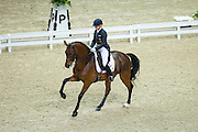 Isabell Werth - Don Johnson<br /> Reem Acra FEI World Cup Dressage Final 2013<br /> © DigiShots