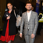 Will Manning Arrivers of the European Film Premiere of MULAN at Odeon Leicester Square on 12 March 2020, London, UK.