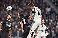 Juventus v Porto - UEFA Champions League