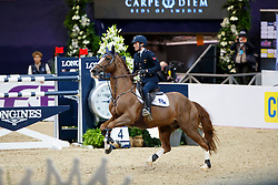 De Luca Lorenzo, (ITA), Halifax van het Kluizebos<br /> Gothenburg Horse Show FEI World Cups 2017<br /> © Hippo Foto - Stefan Lafrentz<br /> 24/02/17