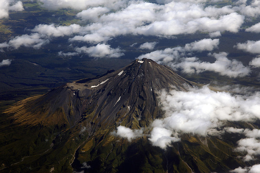 Mt Taranaki, New Zealand