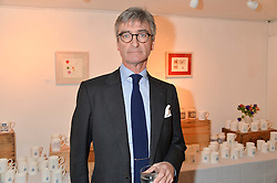 LORD MANCROFT at an exhibition of works by Beatrice von Preussen held at The Gallery on The Corner, 155 Battersea Park Road, London SW8 on 11th December 2013.