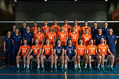20180514 NED: Team shoot Dutch volleyball team men, Arnhem