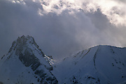 Alaska Range, High Wind, Wind, Denali National Park, Alaska