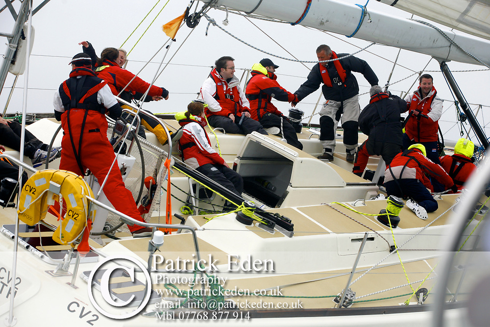 Clipper CV2, Round the Island Race, 2011, Cowes, Isle of Wight, Photographs © Patrick Eden Sports Photography