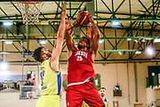 Akil Mitchell<br /> Trieste - Sencur<br /> Amichevole precampionato <br /> Legabasket Serie A 2019-20<br /> Parma, 14/09/2019<br /> Foto Ciamillo-Castoria