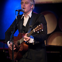 Wesley Stace aka John Wesley Harding at the 'Still Waters in a Storm' benefit at The City Winery NYC. <br /> <br /> Still Waters in a Storm is a free school for children in the neighborhood of Bushwick, Brooklyn.Volunteers offer homework help and classes in reading, writing, violin, music composition, yoga and Latin, all free of charge to low-income families in the neighborhood.