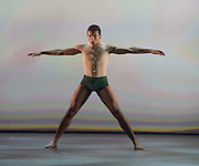 BBC Young Dancer 2015 <br /> at Sadler's Wells, London, Great Britain <br /> 8th May 2015 <br /> <br /> Grand Final <br /> TX Saturday 7pm on 9th May 2015 <br /> <br /> <br /> <br /> Jacob O'Connell - Contemporary <br /> <br /> <br /> Photograph by Elliott Franks <br /> Image licensed to Elliott Franks Photography Services