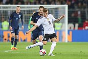 Toni Kroos of Germany during the International Friendly match between Germany and England at Signal Iduna Park, Dortmund, Germany on 22 March 2017. Photo by Phil Duncan.
