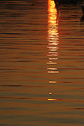 Sunset on water<br />