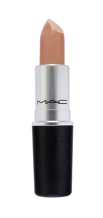 MAC Myth lipstick on white background