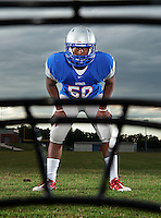 May 9, 2012: Byrnes High School in Duncan, SC, MaxPreps Pre Season Top 25 Football