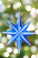 Christmas decoration close-up