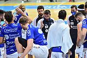 Gianmarco Pozzecco<br /> Banco di Sardegna Dinamo Sassari - Virtus Roma<br /> LBA Legabasket Supercoppa Gir.D 2020/2021<br /> Olbia, 03/09/2020<br /> Foto L.Canu / Ciamillo-Castoria