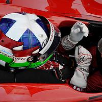 Dario Franchitti at Indycar May 2011 - Indianapolis