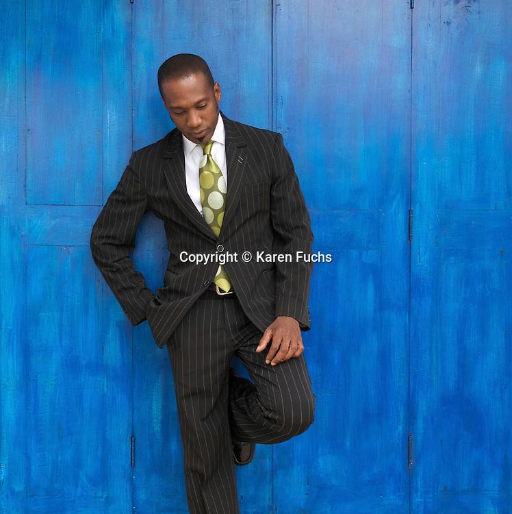 Donahue Jarrett for Jarcat Records, Negril Jamaica