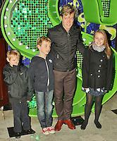 LONDON - November 14: Ed Speelers at Children in Need POP goes the Musical: Shrek The Musical (Photo by Brett D. Cove)