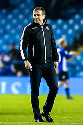 Bolton Wanderers manager Phil Parkinson - Mandatory by-line: Robbie Stephenson/JMP - 27/11/2018 - FOOTBALL - Hillsborough - Sheffield, England - Sheffield Wednesday v Bolton Wanderers - Sky Bet Championship