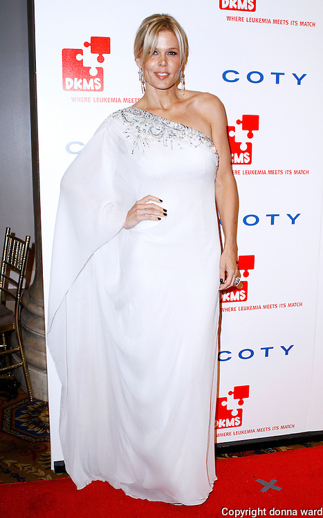 Mary Alice Stephenson poses at the 5th Annual DKMS Gala at Cipriani Wall Street in New York City on April 28, 2011.