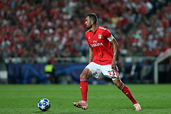 September 19, 2018 - Lisbon, Portugal - Benfica's Brazilian defender Jardel in action during the UEFA Champions League Group E football match SL Benfica vs Bayern Munich at the Luz stadium in Lisbon, Portugal on September 19, 2018. (Credit Image: © Pedro Fiuza/NurPhoto/ZUMA Press)