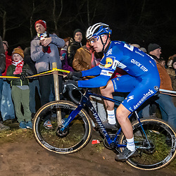 2019-12-29: Cycling: Superprestige: Diegem: Zdenek Stybar continuing his cross adventure