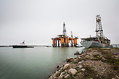NOBEL DRILLER- PORT ISABEL, TX