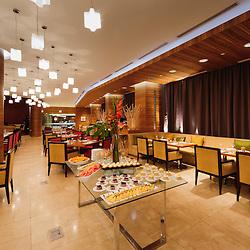 Restaurante Sabores do Mussulo do HCTA - Hotel de Convenções de Talatona