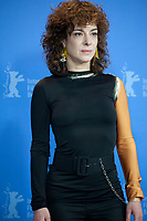 Actress and Screenwriter Angeliki Papoulia at the photocall for the film The Miracle Of The Sargasso Sea (To Thávma Tis Thálassas Ton Sargassón) at the 69th Berlinale International Film Festival, on Saturday 9th February 2019, Hotel Grand Hyatt, Berlin, Germany.