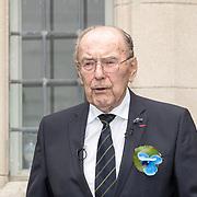 NLD/Hilversum/20180829 -   Prinses Beatrix bij Genootschap van Engelandvaarders, Rudi Hemmes