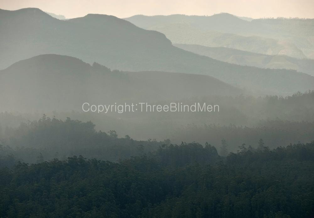 Central Highlands of Sri Lanka.