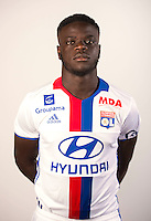 Olivier Kemen during the photocall of Lyon for new season of Ligue 1 on September 22nd 2016 in Lyon<br /> Photo : OL / Icon Sport