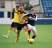 Dundee's Connor Coupe - Cove Rangers v Dundee under 20s pre-seson friendly at Links Park, Montrose, Photo: David Young<br /> <br />  - &copy; David Young - www.davidyoungphoto.co.uk - email: davidyoungphoto@gmail.com