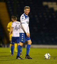 Taylor Moore of Bury on loan from Bristol City  - Mandatory by-line: Matt McNulty/JMP - 14/03/2017 - FOOTBALL - Gigg Lane - Bury, England - Bury v Bristol Rovers - Sky Bet League One