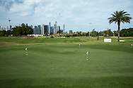 The Academy at The Address Montgomerie Golf Club, Dubai, United Arab Emirates.  27/01/2016. Picture: Golffile | David Lloyd<br /> <br /> All photos usage must carry mandatory copyright credit (© Golffile | David Lloyd)