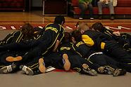 Wrestling 2009 Salamanca Varsity Wrestling vs Franklinville